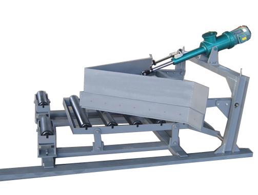 DYTN型单双侧电液动犁式卸料器